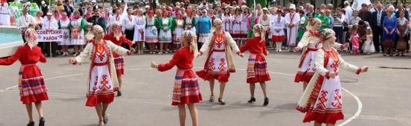 Дни родственных финно-угорских народов проходят в Марий Эл.