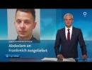 Mutmaßlicher Attentäter von Paris Belgien liefert Abdeslam an Frankreich aus