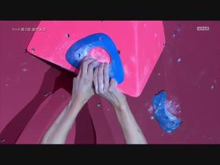 2018 IFSCクライミングWC リード第7戦 中国・廈門大会 男子・女子