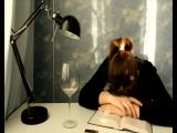 In vino Veritas или разговор с поэтом.