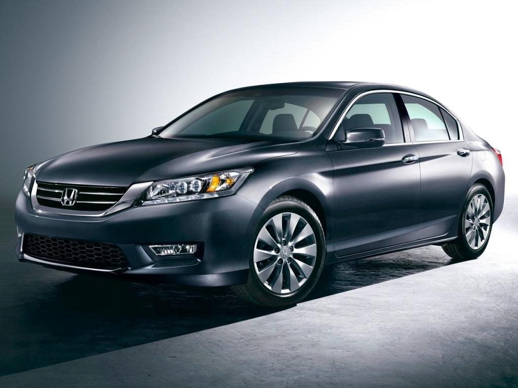 Американская Honda Accord 2013