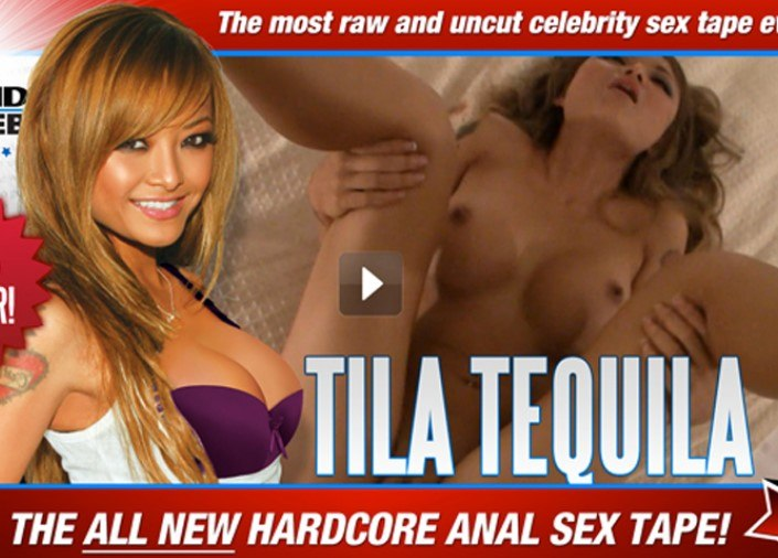 Tila Tequila - Back Doored And Squirting