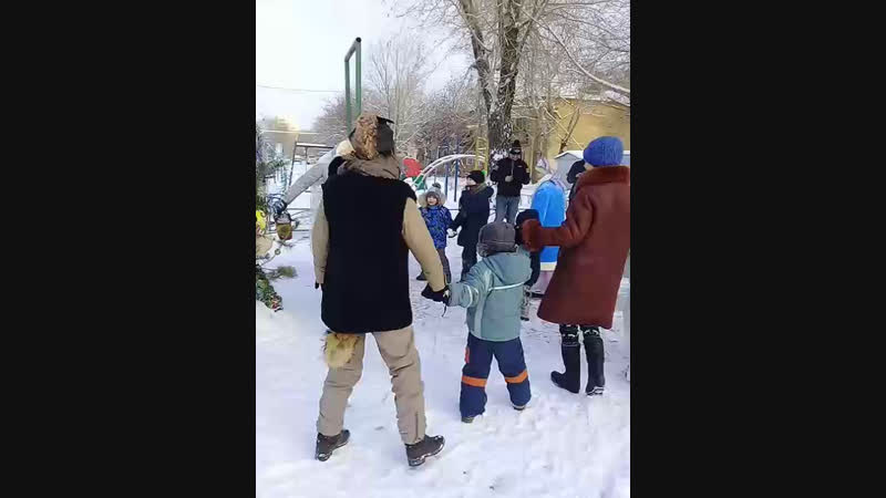 Live: КТОС поселка Локомотивный г. Челябинска