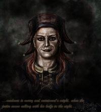 Картинки Цицерон Скайрим  Скайрим Косплей Цицерон