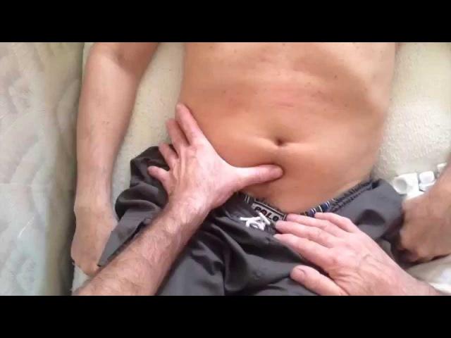 Исцеляющий массаж внутренних органов по методу Огулова