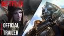 WORLD OF WARCRAFT   Netflix Original Series   unOfficial Trailer [HD]   Netflix