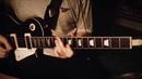 Whitesnake - Crying in the rain ONE TAKE GUITAR COVER!
