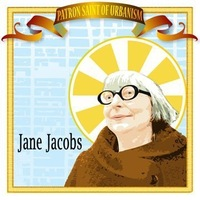 Логотип Jane s Walk