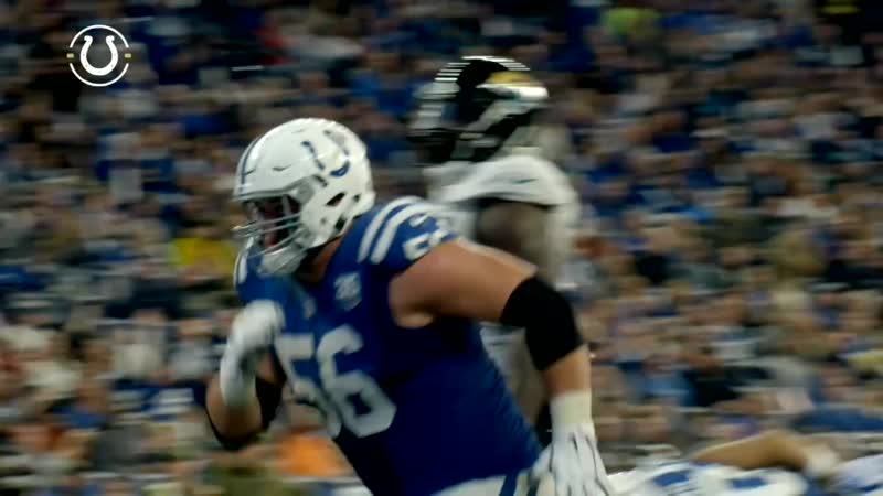 Big Q! Colts Rookie Guard Quenton Nelson Micd Up During Win Over Jacksonville
