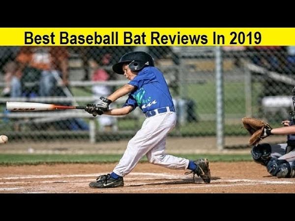 Top 3 Best Baseball Bat Reviews In 2019