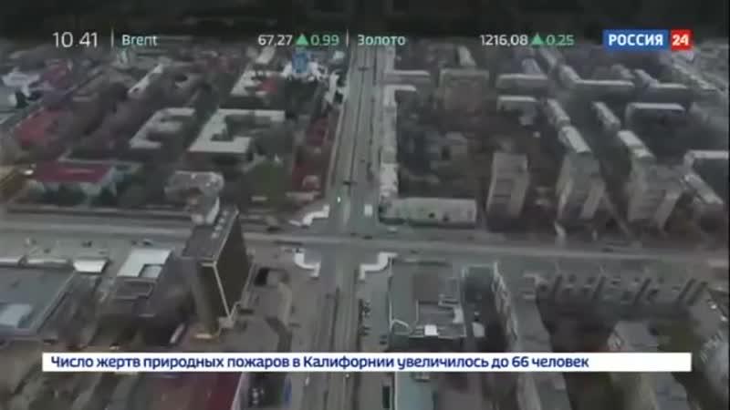 Сергей Шаргунов — «МИРНЯК», репортаж из Луганска