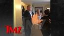 Donald Trump's Back to Crashing Weddings at Golf Club in New Jersey | TMZ