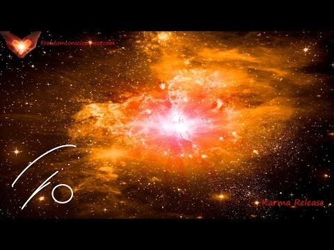 Karma Release Liberation from Karmic Chains Dissolve Karma