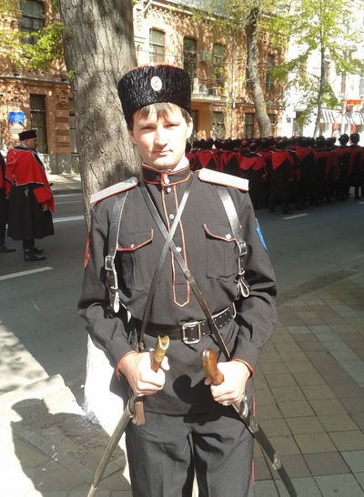 Кирил Родионов, 2 апреля , Усть-Лабинск, id107747250