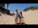 Анапа. Погода. 22.07.2018 ребёнок на поводке СЕЛЕНА. ПЛЯЖ Пляж Парус