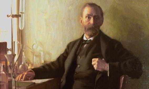 #Офисный_календарь  21 октября  Родился Альфред Нобель - шведский химик, инженер, изобретатель динамита, учредитель премии