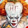 Танцующий клоун Пеннивайз | Оно | Стивен Кинг