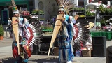 Tatanka Ecuadorian Musicians York 2018 - Sunquiman