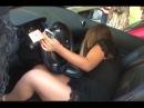 Эти удивительные женщины за рулем Часть 5 These amazing women behind the wheel Part 5