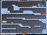 Игры роботы-зомби огонь и вода