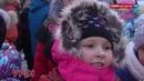 Российский Дед Мороз посетил 5-ую школу Солнечногорска