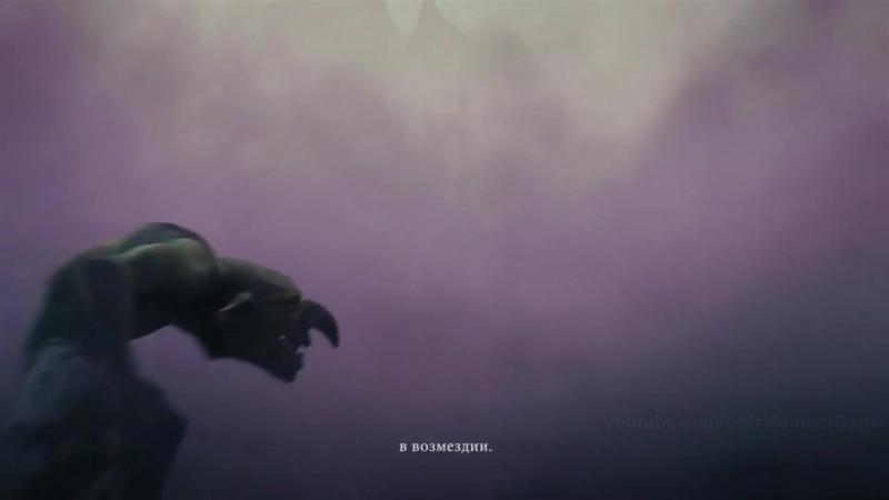 Warhammer 40 000 Dawn of War III Трейлер Русские Субтитры 2017