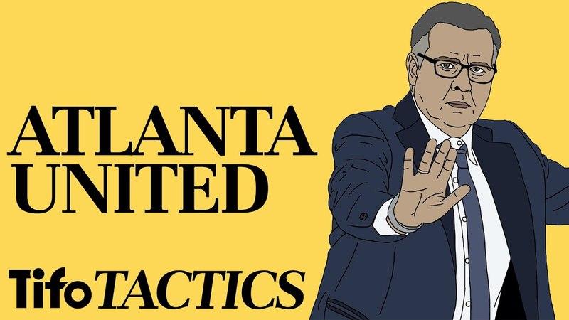 MLS Tactics Explained | Atlanta United