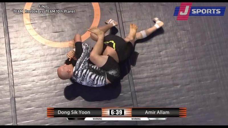 Don Sik Yoon vs Amir Allam quintet2