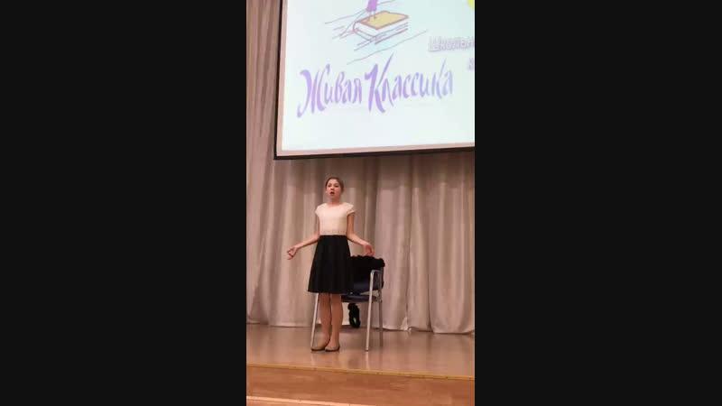 Live Творческий Совет гимназии №271