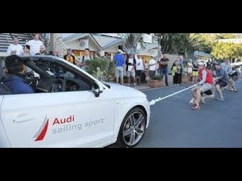 AUDI QUATTRO Q7, A4, A6 ALLROAD Tug Of War