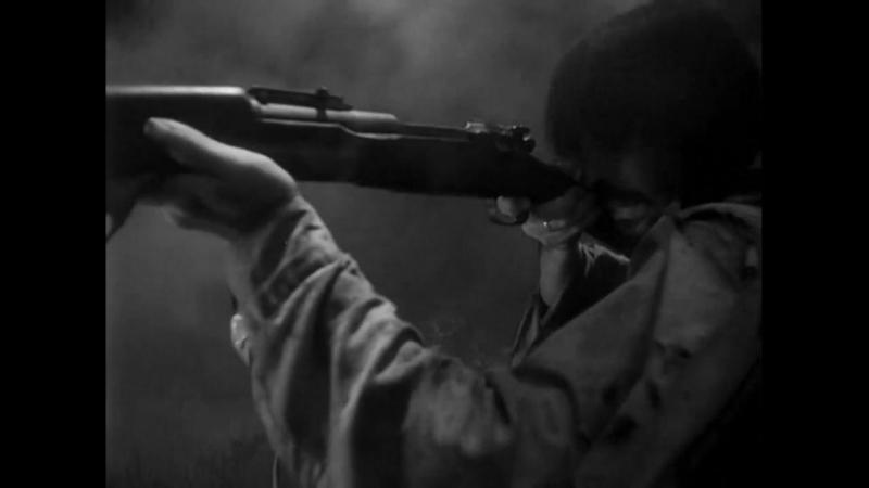 Я - Куба (1964) Бой кубинских повстанцев с правительственными войсками