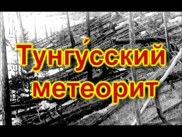 Тунгу́сский метеорит.Тщательно скрытая история часть 30