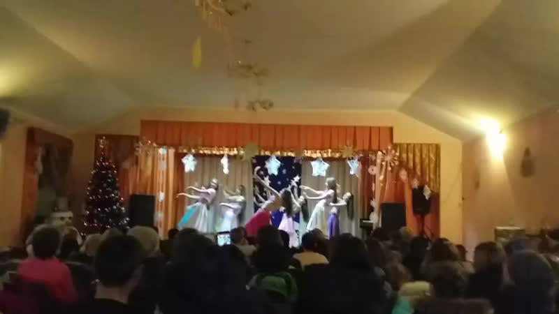 Восточный танец, колектив фитнесу.