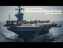 Why China and Russia Fear Americas Nimitz-Class Aircraft Carriers