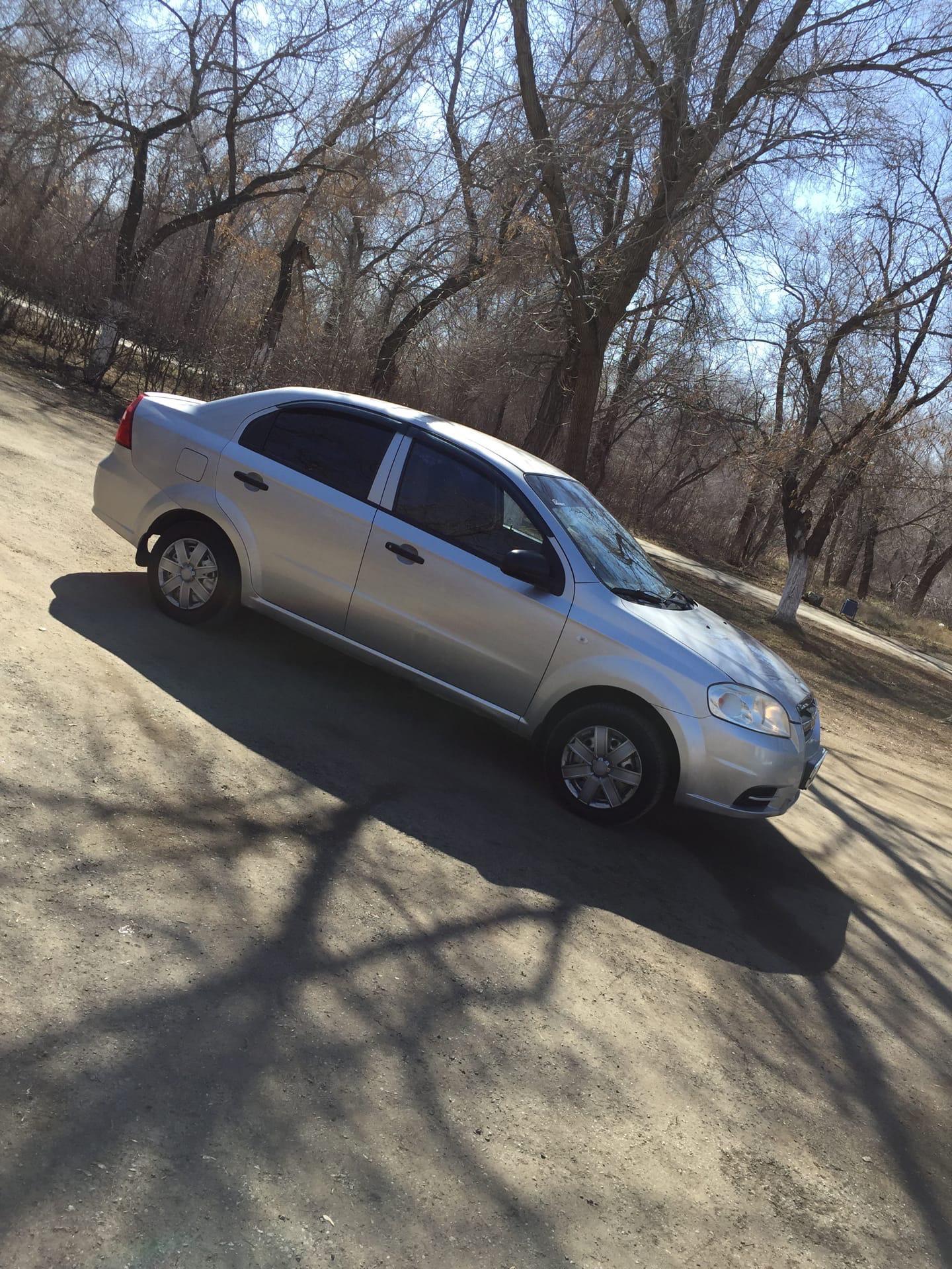 Купить  Chevrolet Aveo 2008 год  В хорошем   Объявления Орска и Новотроицка №3329