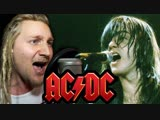 You Shook Me All Night Long (Live Vocal Cover) Tribute to Malcolm Young AC_DC