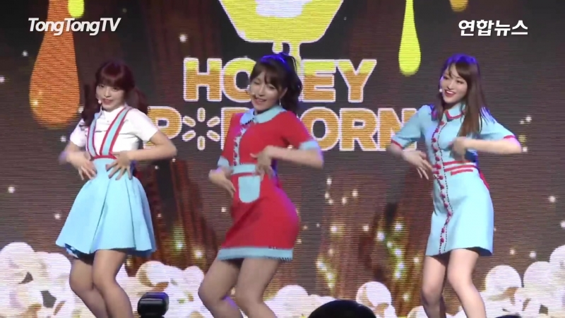|PRESS| 180321 | Honey Popcorn - Mr.Chu (dance cover) | Showcase Stage |