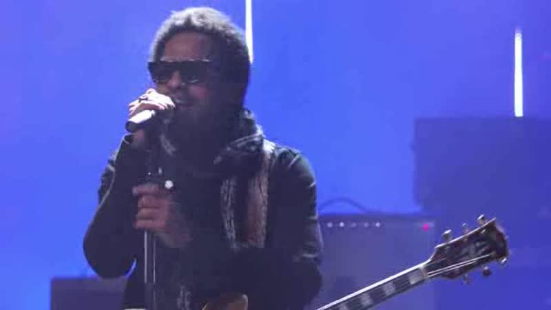 Lenny Kravitz live At iTunes Festival 26 09 2014