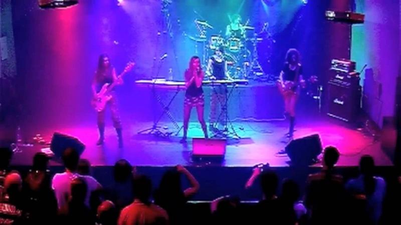 Аэлла - I Surrender (by Rainbow) - концерт 21 мая 2011, Aella Live