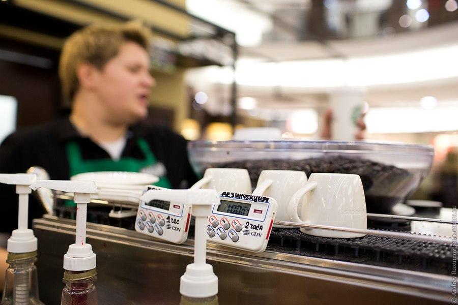 открытие Starbucks в Санкт-Петербурге старбакс кофе