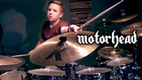 ACE OF SPADES - MOTORHEAD - Drum Cover by Avery Drummer