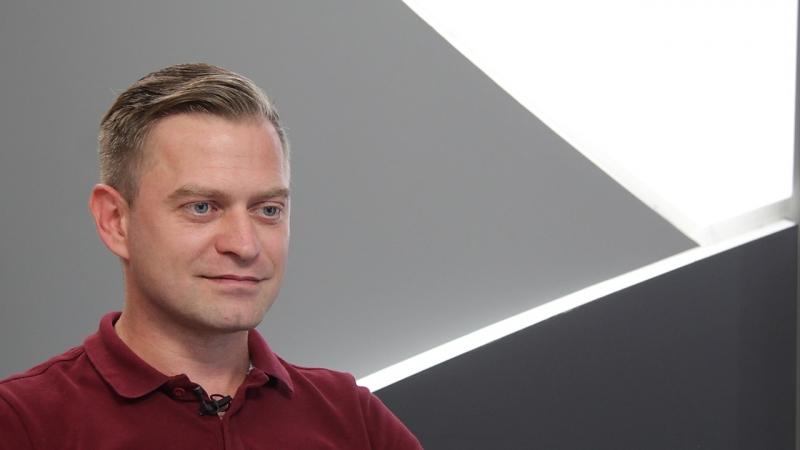 Бизнесмен Александр Сиюков об истории своего успеха и о том что нужно для стартапа