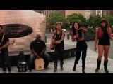 Runaway Baby Bruno Mars Cover 212GREEN Subway Series