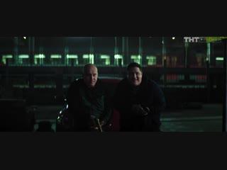 Полицейский с Рублёвки: В машине