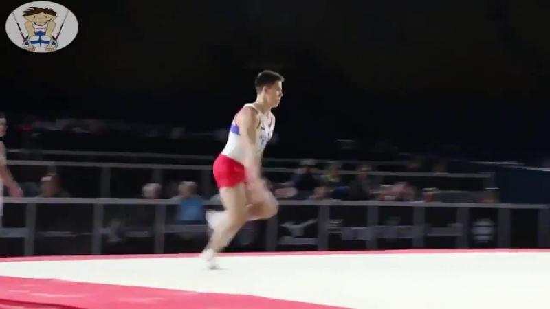 Невероятный прыжок Никиты Нагорного