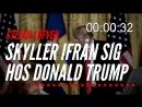 Stefan Löfven skyller ifrån sig hos Donald Trump (Den här Dan 35)