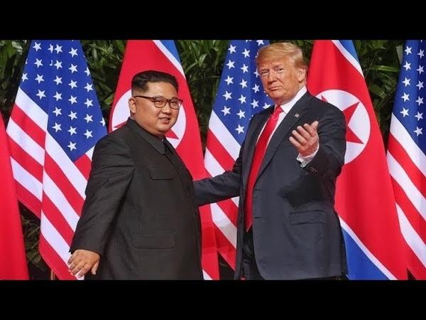 Endzeit-News Aktuell [7] ➤ Historisches Treffen | Trumps Deal mit Kim Jong-un