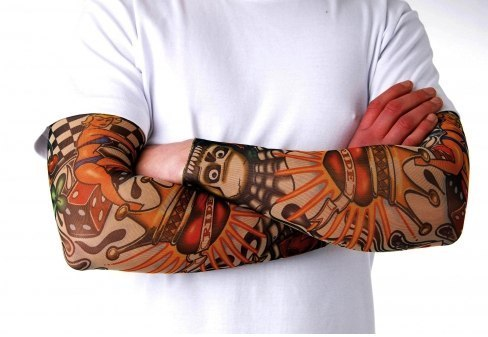 Тату рукава ac dc рукава татуировки