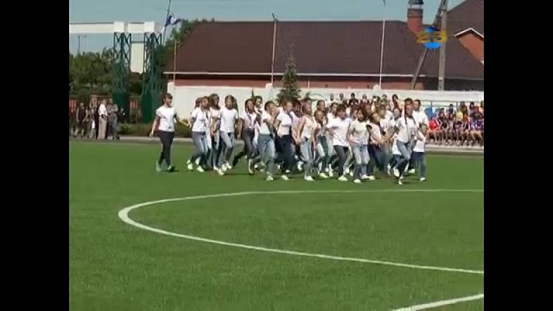 Стадіон Авангард Повернення до спортивного життя