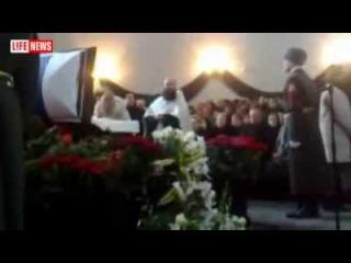 Похороны Владислава Галкина. btv